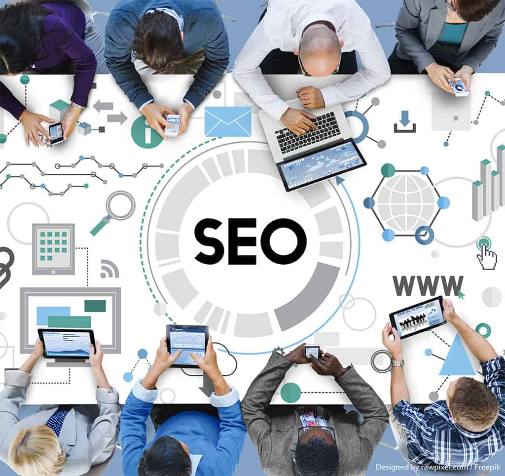 SEO and your online marketing strategy must go hand in hand.